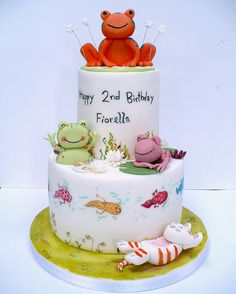 Over in The Clover Cake by neviepiecakes, via Flickr