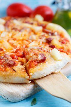 Тесто для неаполитанской пиццы