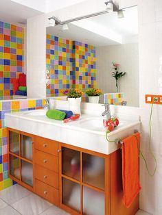 Baños con ideas ingeniosas