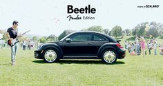 Beetle Coupe Fender Edition -  The 2013 Volkswagen Beetle | Volkswagen