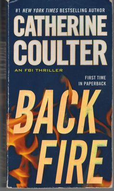 An FBI Thriller: Backfire 16 by Catherine Coulter (2013, Paperback)