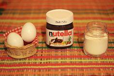 Maqui indica: receita de brownie de Nutella só com 3 ingredientes