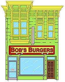 Bob's House by annafama