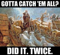 Noah is the Original Pokemon Master