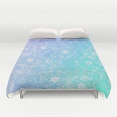 Breezy Purple and Blue Hues Duvet Cover by KCavender Designs - $99.00 #Duvet #Cover #Bedding #Bedroom #Decor By #KCavenderDesigns