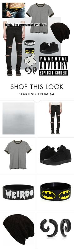 """"""" N O P A R E N T A L G U I D E N CE """" by nishio-senpai ❤ liked on Polyvore featuring Yves Saint Laurent, L.L.Bean, Converse, Bling Jewelry, Anya Hindmarch, men's fashion and menswear"""
