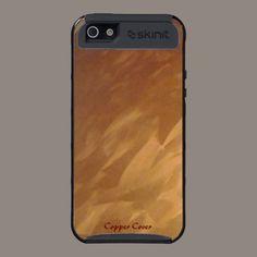 Copper Cover iPhone 5 Case