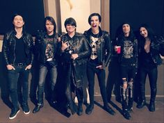 Buzzfoto celebrity sightings new york september 04 2014 black jettflysplanes i got to meet black veil brides once again and lets just say this time was a thousand times more significant than the last m4hsunfo