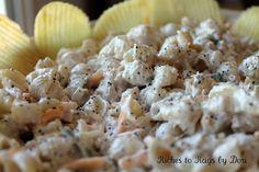 *Riches to Rags* by Dori: Tuna Pasta Salad