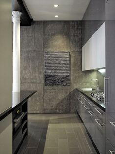 50 sfumature di grigio per un loft a NY