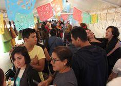 Experiencias y emociones hechas talento, pura buena onda en #triububazar #cmx #mexico #laroma