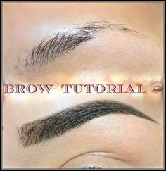 BROW TUTORIAL