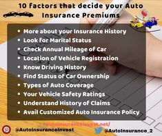 How much auto insurance do you pay? what factor affect the cost of your car insurance rates? How to lower car insurance premiums? How much car insurance Low Car Insurance, Getting Car Insurance, Auto Insurance Companies, Insurance Quotes, Teen Driver, Auto News, Car Covers