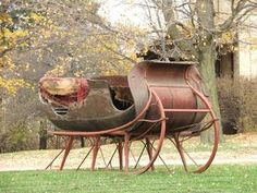 Hudson Valley Sleigh   Frey Carriage Co.