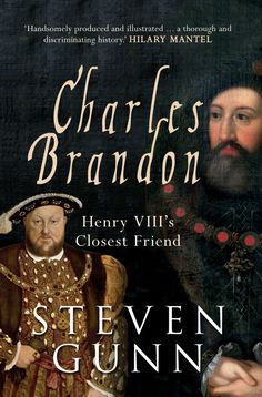 The first biography of the lifelong companion and trusted confidante of Henry VIII
