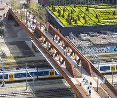 10 pontes para ciclistas e pedestres ao redor do mundo 10 pontes para ciclistas e pedestres