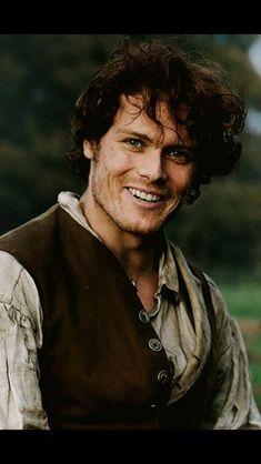 A good looking man Sam Heughan Sam Heughan Outlander, Sam Heughan Caitriona Balfe, Starz Series, Outlander Series, Tv Series, Diana Gabaldon, James Frazer, Sam Hueghan, A Guy Like You