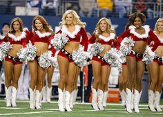Dallas Cowboys Cheerleaders • 12/21/2014 Week 16