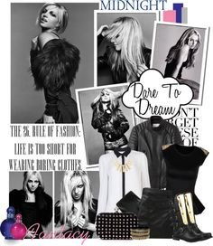 """""""Day to Night Fashion with Britney Spears™ fantasy twist"""" by taymarie723 ❤ liked on Polyvore"""