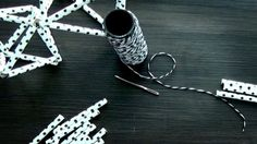 Osaatko jo tehdä himmelin kodin koristeeksi? Peruspalan askartelu on tosi helppoa.
