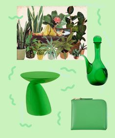 Add Green to Your Home With More Than Just Plants on domino.com