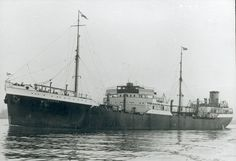 Shell Tanker Chama (1) 1938-1941, Captain H.S. Sivell