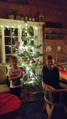Jul på Stuaset