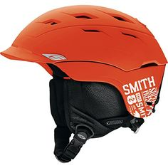 Smith Optics Variance Snowboard Helmet - Orange