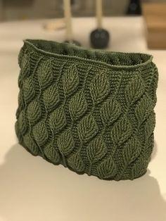 Sådan hækler du en smuk taske med 3D-blade