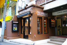 THE COFFEESHOP(ザ・コーヒーショップ)/SHOP(ROAST WORKS/DAIKANAYAMA)
