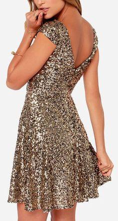 Sparkles dress