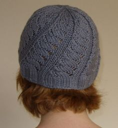 free women's knit hat patterns | Mods: Cast on 96 (9 pattern width repeats) stitches same as my last ...