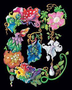 Dior fine jewellery creative director, Victoire de Catellane's delightful redesign for T