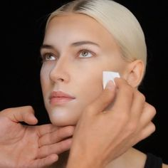"""How To: Contouring for Fair Skin with @anthonymerante  Using the new """"Fair"""" Cream Contour Kit (now at Macy's)  To watch the full tutorial check link in bio  Subscribe to our You Tube channel to receive a notification next week when we release the """"Light"""" Cream Contour Kit tutorial next week!  #anastasiabeverlyhills #contourkit"""