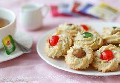 Almond Cookies- Pasticcini di Mandorle