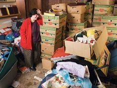 Getting Help When You Are Overwhelmed by Clutter