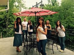 Mill Bridge Winery in Pigeon Forge -- Enjoy wine tastings on a porch overlooking the Little Pigeon River or sample some of their delicious hard cider on tap. Smoky Mountains Attractions, State Of Tennessee, Pigeon Forge, Wine Tasting, Porch, Bridge, River, Couple Photos, Balcony