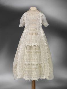 Bris Gown 1870s The Victoria Albert Museum