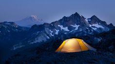Mountains Night Wallpaper 1080p S82