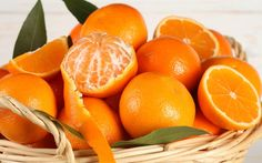 The orange is the fruit of the citrus species Citrus × sinensis in the family Rutaceae. The fruit of the Citrus sinensis is considered a sweet orange, whereas Fruit Nutrition, Nutrition Tips, Healthy Fruits, Healthy Recipes, Healthy Food, Sweet Orange Essential Oil, Fiber Rich Foods, Fruit Plants, Kitchens