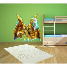 Full color transformer lizard sticker, transformer lizard Decal, art decal Sticker Decal size 22x26