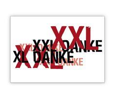 Die XXL Dankes Klappkarte - http://www.1agrusskarten.de/shop/die-xxl-dankes-klappkarte/    00000_10_409, Danke, Dankeskarte, XXL00000_10_409, Danke, Dankeskarte, XXL