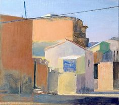 Yael Scalia - Even Sapir Street Before Construction