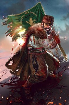 Kai Fine Art is an art website, shows painting and illustration works all over the world. Aztec Tribal Tattoos, Tribal Shoulder Tattoos, Mens Shoulder Tattoo, Father Tattoos, War Tattoo, Armband Tattoo Design, Warrior Tattoos, Marquesan Tattoos, Tatoo