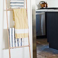 DIY Copper Ladder