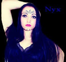 Bildergebnis für nyx göttin