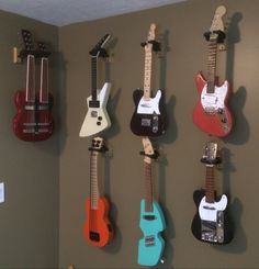 Electric Ukuleles (Including a double neck! Ukulele Stand, Ukulele Art, Cool Ukulele, Ukulele Chords, Uke Strings, Cigar Box Guitar, Beautiful Guitars, Custom Guitars, Mandolin