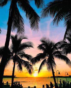 Sunset ☀️ Key West, Florida