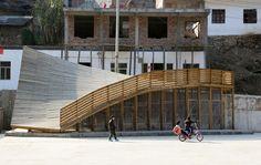 Librería y Centro Comunitario Pinch. Yunnan (China)