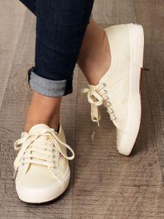 Next shoe purchase .. Superga in cream.. Also needed in Grey
